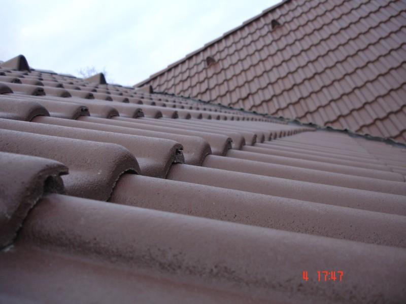 Montáž strechy