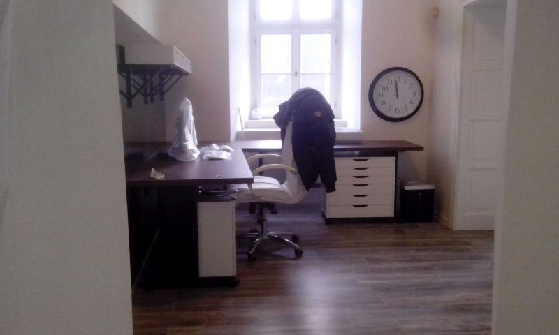 Rekonštrukcia ateliér Praha