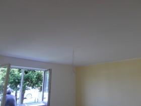 Montáž sadrokatónového stropu